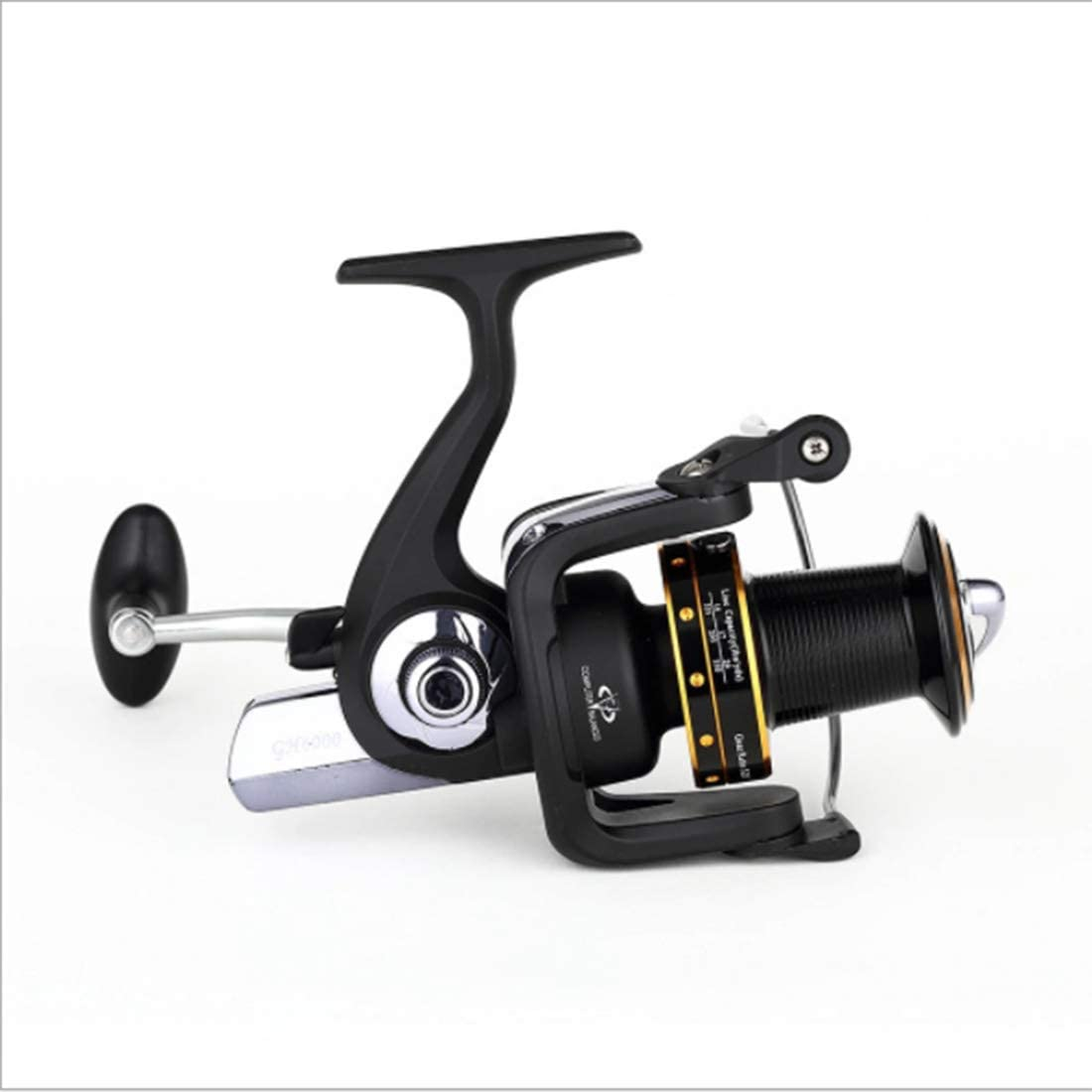 Tatkldisu Spinning Fishing Reel 13 + 1 Rodamientos Peso Ligero ...