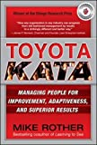 img - for Toyota Kata: Managing People for Improvement, Adaptiveness and Superior Results (Business Books) book / textbook / text book