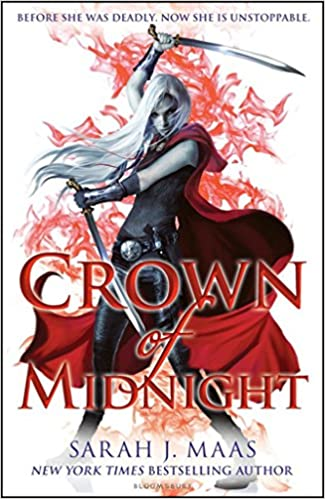 Crown of Midnight (Throne of Glass Series Book 2) - Malaysia Online Bookstore