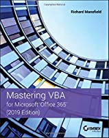 Mastering VBA for Microsoft Office 365 Front Cover