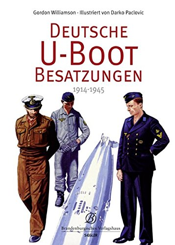 Deutsche U-Boot-Besatzungen 1914-1943