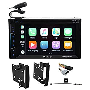 Pioneer Bluetooth DVD Receiver iPhone/Android/CarPlay For 08-14 Dodge Challenger