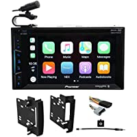 Pioneer Bluetooth DVD Receiver iPhone/Android/Play For 2012 Ram 1500/2500/3500