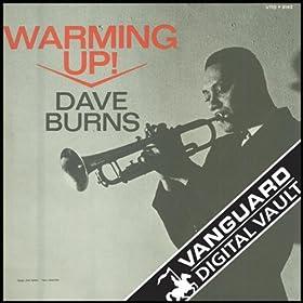 Dave Burns Warming Up