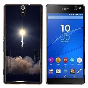 For Sony Xperia C5 Ultra Case , Naturaleza Hermosa Forrest Verde 134- Diseño Patrón Teléfono Caso Cubierta Case Bumper Duro Protección Case Cover Funda