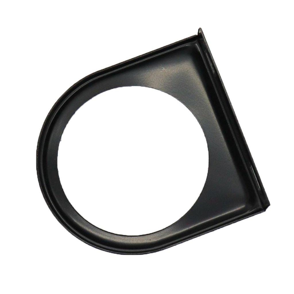 MagiDeal 2'' 52mm Single Hole Gauge Meter Dash Pod Mount Holder Bracket Face Panel non-brand