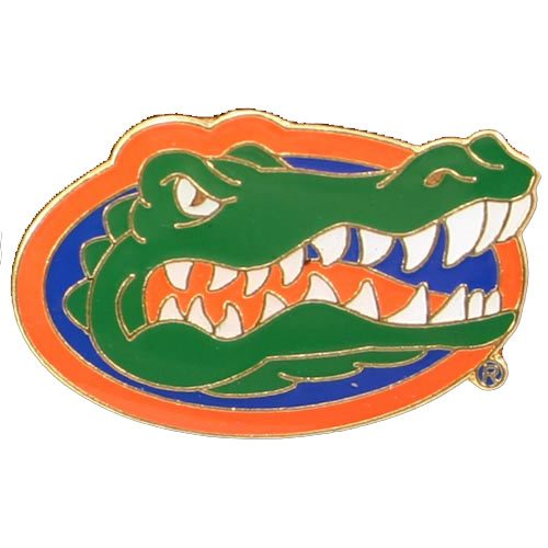 NCAA Florida Gators Logo Pin