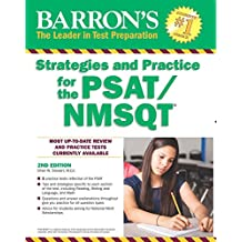 Barron's Strategies and Practice for the PSAT/NMSQT, 2nd Edition
