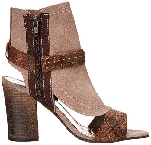 Diba Donna Italiano Sandalo Con Tacco A Spillo Color Talpa