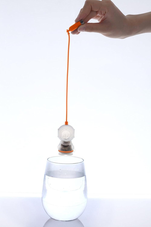 Deep Tea Diver Silicone Tea Infuser by WANGSAURA