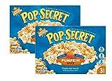 Pop Secret Pumpkin Spice Popcorn (2 pack) | Limited edition