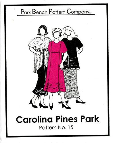 Amazon Com Park Bench Pattern Company Carolina Pines Park 15