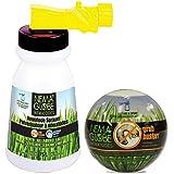 "20 Million Beneficial Nematodes(H.bacteriophora-S.glaseri, nematode mix) - Nema Globe Grub Buster - Sprayer Combo - New ""No Refrigeration Required"" Formula"