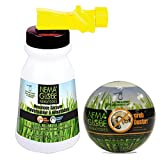 20 Million Beneficial Nematodes(H.bacteriophora) - Nema Globe Grub Buster - Sprayer Combo - New No Refrigeration Required Formula