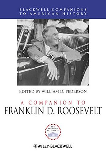 A Companion to Franklin D. Roosevelt