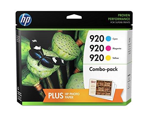 HP Magenta Original Cartridges B3B30FN product image