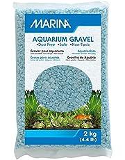 Marina 12480 Surf Decorative Aquarium Gravel, 2kg, 4.4-Pound