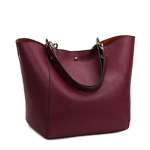 Aoligei Femelle d'unité centrale Europe et le sac de sac à main Fashion États-Unis rétro unique épaule centaines K
