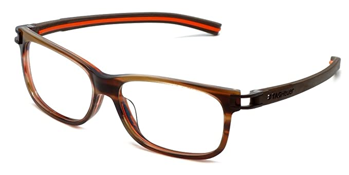Amazon.com: tag heuer Diseñador anteojos de lectura th7607 ...
