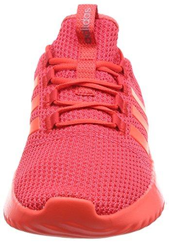 Adidas Buruni Rojbas Pour Cloudfoam Baskets escarl Ultimate Rouge Hommes f47fqz