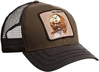 Goorin Bros. Men's Wild Beaver, Olive, One Size