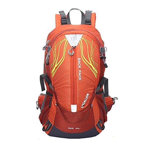 Hongrun Outdoor walking tour trekking tour package men and 40L bracket leisure double shoulder bag Female 1bGHZS9WrE