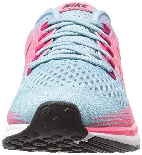 Nike Fuchsia 406 Pink Sport Shield White Sp0256 Racer Multicolore Parastinchi Protegga mica Blue arnAqZaxw