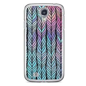 Braid 2 Samsung Galaxy S4 Transparent Edge Case - Braids Collection