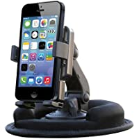 PanaVise 15104 PortaGrip Phone Holder with No Skid Dash Mount