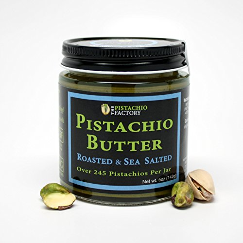 Pistachio Butter - Roasted and Salted