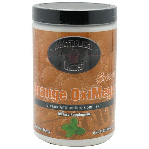 Controlled Labs Orange OxiMega Greens Spearmint -- 0.72 lb