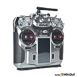 Flysky FS-i10 T6 2.4g Digital Proportional 10 Channel Transmitter and Receiver System 3.55