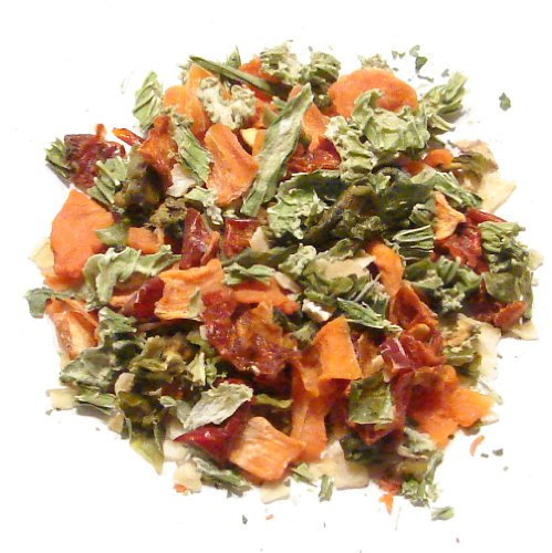 Vegetable Flakes- 2Lb- Dried Vegetable Blend ()