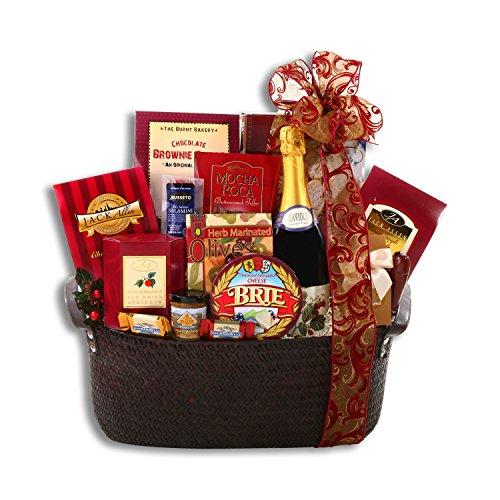 Elegant and Classic Gift Basket
