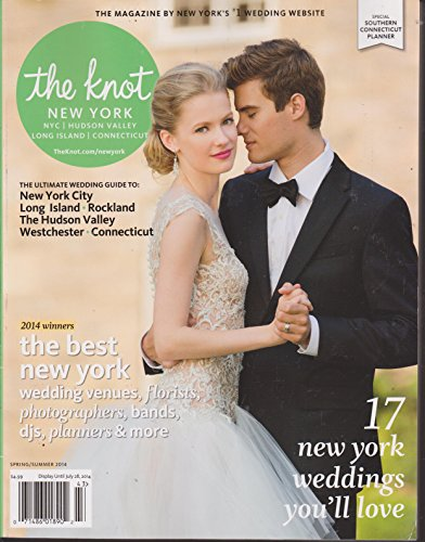 The Knot New York Metro Spring/Summer 2014 (2014 Magazine The Knot)