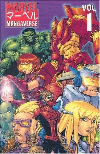 Marvel Mangaverse Volume 1 (X-Men)