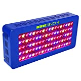 450W LED Grow Light MEIZHI Reflector Series Full Spectrum for Indoor Plants Veg and Flower Dual Growth and Bloom Switches 450w led grow light Review