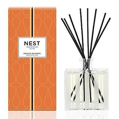 NEST Fragrances Reed Diffuser- Orange Blossom , 5.9 fl oz