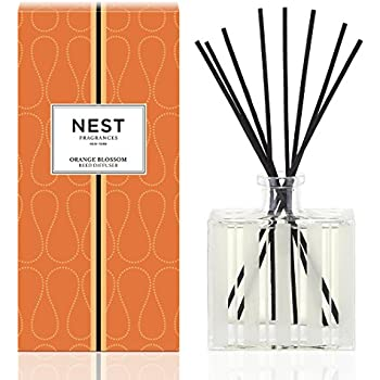 NEST Fragrances Reed Diffuser- Orange Blossom, 5.9 fl oz