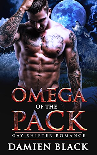 Omega Pack Shifter Damien Black ebook product image