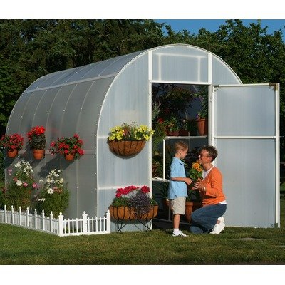 Gardeners Oasis 24' Greenhouse Kit Panel Thickness: 5.0 mm