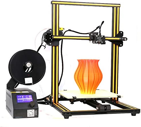 GOWE alta precisión 0,1 mm 3d impresora 500 * 500 * 500 mm ...