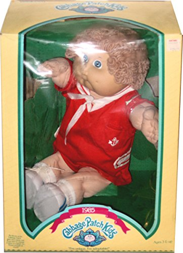 Vintage Cabbage Patch Doll - 6