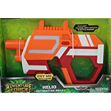 Advanced space gun with realistic vibration and light and cool sounds models may vary