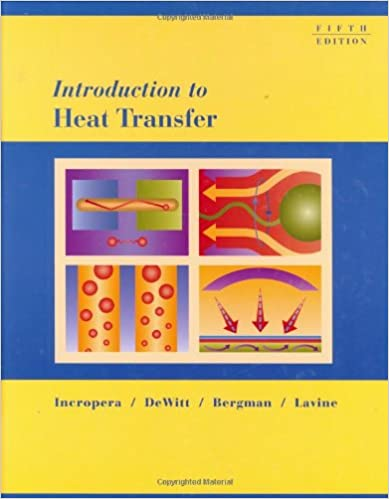 Book Introduction to Heat Transfer