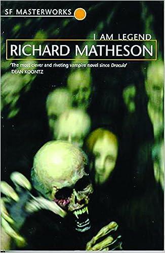 Resultado de imagem para i am legend richard matheson