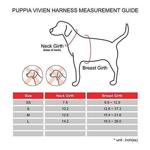 PUPPIA Authentic Vivien Pet Harness