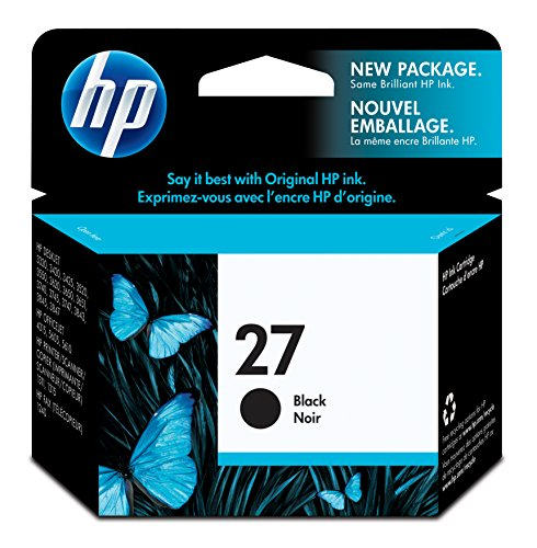 HP C8727AL HP LA BLK INK CART. FOR DJ 3320/3420/3745