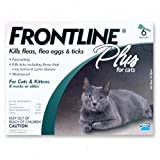 Frontline Cat Plus 6Pk, My Pet Supplies