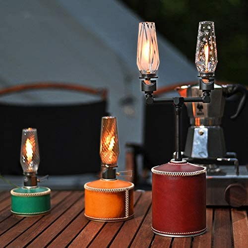 Little Lamp Nocturne Gas Lantern Camping Lamp Portable Gas Lamp Tent Night Lights TW2003